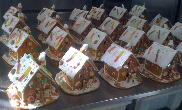 Christmas Bakery Goods from Creme Brulee Patisserie